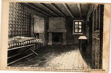 CPA Nantes - La chambre dans la maison du Guiny  (251040)
