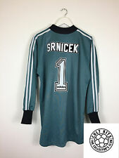 Newcastle SRNICEK #1 96/97 GK Football Shirt (M) Soccer Jersey Adidas