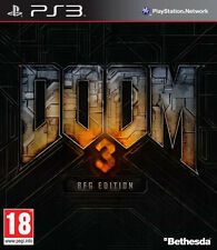 Doom 3 PS3 *in Excellent Condition*