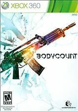 Bodycount - Xbox 360 by