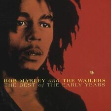 BOB MARLEY AND THE WAILERS - The Best of the Early Years 2001 SINGLE DISC