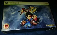 Street Fighter IV 4 Collector's Edition Xbox 360 Sealed