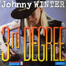 Johnny winter. 3rd degree. Blues-Collection 8. Amiga/rda. NM/vg-ex