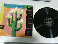 "LATIN AMERICAN RHYTHM WITH MALANDO Nº4 LP VINILO VINYL 12"" 1982 HOLLAND ED G+/G+"