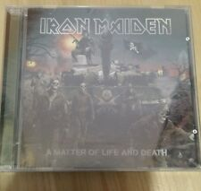 IRON MAIDEN - A MATTER OF LIFE AND SEATH - CD SIGILLATO (SEALED)