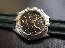 80520 BREITLING CALLISTO 1873 LEMANIA  DIAL MANUAL WINDING MECHANICAL CHRONOMAT