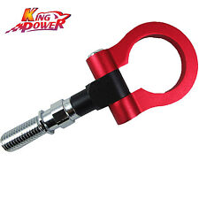 RED FRONT/REAR ALUMINUM T2 RACING TOW HOOK FOR HONDA CIVIC TYPE R FN2 2.0