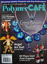 PolymerCAFE Polymer Cafe Clay Magazine New - Dec 2011