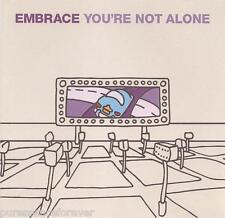 EMBRACE - You're Not Alone (UK 3 Trk CD Single Pt 1)