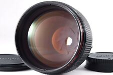 [ TOP MINT!! ] Canon NEW FD 85mm F/1.2 L MF Lens From Japan #424