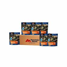 Mountain House Beef Stroganoff - Freeze Dried 6 pouches Emergency Hiking Food
