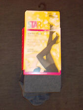 "SPANX Star Power 1 Pr Shaping Tights Size D 5'0""-6'0"" 165-220lbs Heathered BNWT"