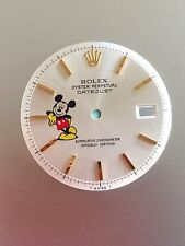 Rolex 1601/1603 Non Quick Set Date just Mickey Dial