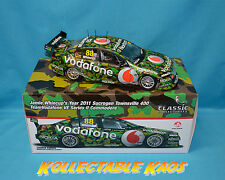 1:18 Classics - 2011 Townsville 400 - VE Series II Comm - Whincup - Camo Livery