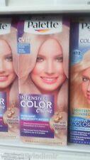 Schwarzkopf Palette Intensive Color Unisex Cream with KERATIN Hair Color