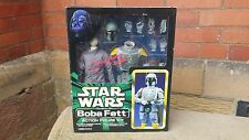 "RARE Tomy Marmit 1/6 Scale Boba Fett 12"" Action Figure Kit, 1996 Signed"