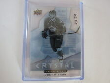 2014-15 UPPER DECK  TRILOGY CRYSTAL  JOEY HISHON   243/399