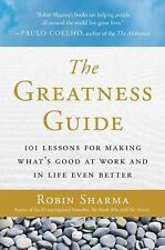 The Greatness Guide: 101 Lessons for Making What's Good at Work and in Lif