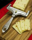 Fox Run Adjustable Cheese Slicer w Stainless Steel Cutting Wire Plus EXTRA WIRE