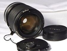 Used Nikon / Nikkor AI-S 35-105mm f3.5-4.5 Lens manual focus