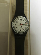 Original Uhr SWATCH Classique (GB703)-Swiss Made-NEU/OVP+neue Batterie-UNISEX