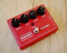 1981 MXR Limiter Model 143 Guitar Effect Pedal USA Made, Compressor