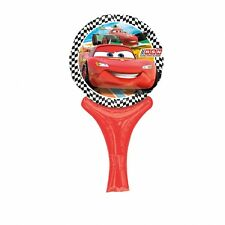 Disney Cars Inflate-a-Fun Mini Foil Balloon Birthday Party Decoration