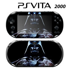 Vinyl Decal Skin Sticker for Sony PS Vita Slim 2000 Star Wars Darth Vader