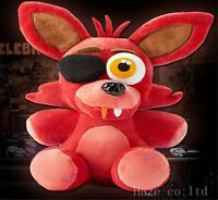 """Five Nights At Freddy's 4 FNAF Freddy Fazbear Foxy Plush Toys Doll 10"""" Gift UK*"""