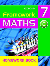 Framework Maths: Year 7: Framework Maths Yr 7 Core Homework Book by David...