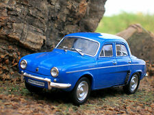 RENAULT Dauphine blue scale 1/43 unopened, on a plinth