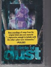 CIRCLE OF DUST - S/T (1995, REX, TAPE) *NEW Christian Industrial Classic!!!