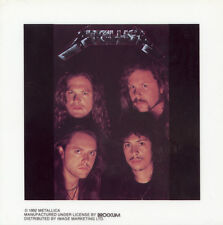 METALLICA - STICKER/DECAL - BRAND NEW VINTAGE - MUSIC BAND 054