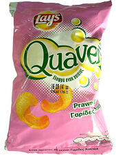 Lays Prawn Cocktail Quavers Snacks 6 packs x 27g