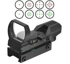 Red/Green Dot Holographic 1x22x33 Optical Sight Scope For Gun Airsoft Pistol