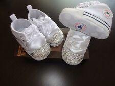 Converse All Star scarpe neonato con strass