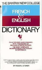 Bantam New College French and English Dictionary (Bantam New College Dictionar..