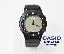 VINTAGE CASIO COLLECTION AQX-10 TWINCEPT