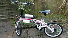 """Brand New 20"""" Electric Folding Bike Powered by 36V  Samsung  lithium Battery"""