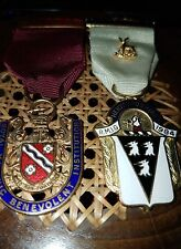 Masonic job lot steward medals 1977  1984