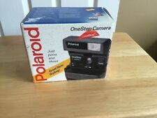 Polaroid One step Instant Camera Sun 660 In Original Box With Instructions