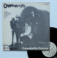"Vinyle 33T The Crawdaddys  ""Crawdaddy express"""