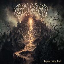 """Cauldron """"Tomorrow's Lost"""" Limited Digisleeve CD - NEW!"""