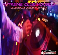 X-TREME CLUB HOUSE 5 - DJ FUNKY/CLUB MIX CD -LISTEN