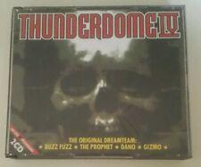 THUNDERDOME IV Original Dreamteam 1993 Gabber Hardcore Mayday ID&T Dano BuzzFuzz
