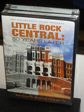 Little Rock Central High: 50 Years Later (DVD) HBO Documentary Films! BRAND NEW!