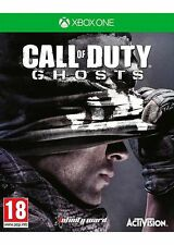 Call of Duty Ghosts  XBOX ONE VERSION FRANÇAISE, JEU NEUF SOUS BLISTER