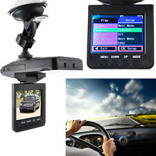 "2.5"" HD Car Vehicle Dash Dashboard Camera IR DVR Cam CCTV Night Vision Record UK"