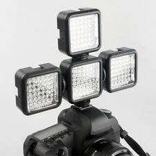 Bestlight Video Light 36 LED Rechargeable Battery for DV Canon Nikon Camera