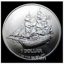 England 2015 Royal Battle Ship Silver .999 1oz (UNC)